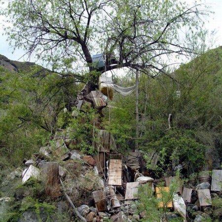 Похороны детей в Тибете