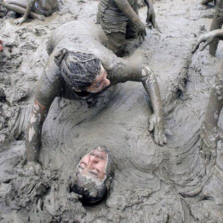 День грязи в Мичигане