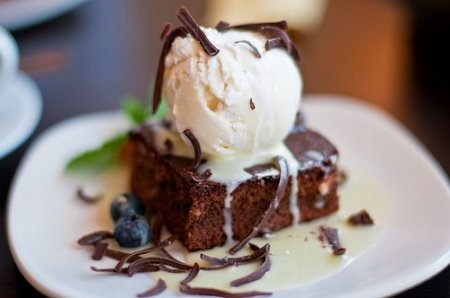 FoodPorn: Десерты с морожным