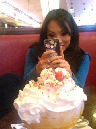 Asa Akira и ее фото из твиттера