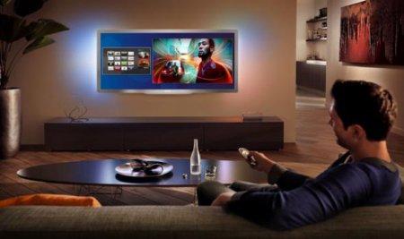 Philips Cinema 21:9 Gold: первый в мире телевизор формата 21:9