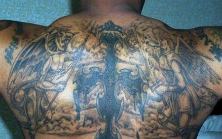 Американские армейские татуировки