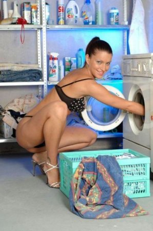 Сексуальные домохозяйки