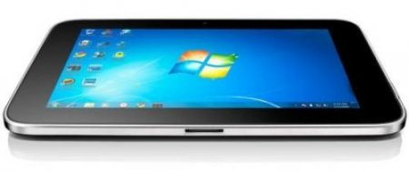 Новый IdeaPad Tablet P1 работает Windows 7