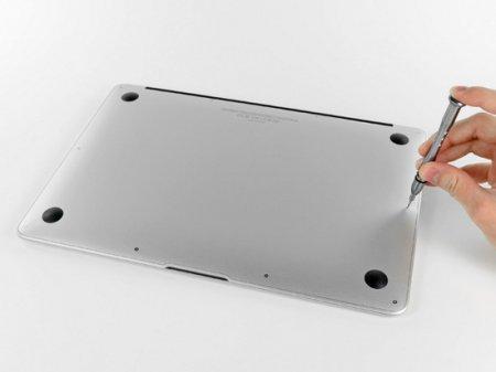 Apple MacBook Air  разобрать с трудом