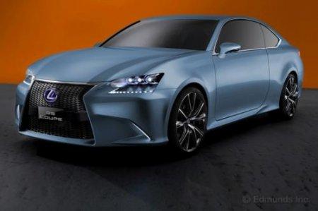 Lexus расширит гамму модификаций модели GS