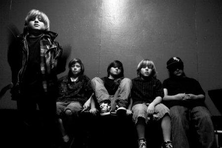 10-летние рокеры