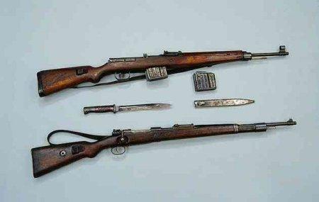 Оружие, оружие и ещё раз оружие!