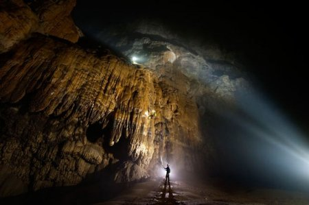 Невероятные пещеры во Вьет-Наме