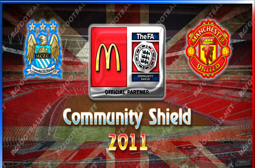 "Community Shield 2011. ""Манчестер Сити"" - ""Манчестер Юнайтед"". Превью матча."