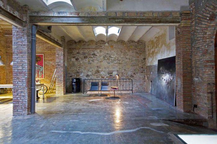 Лофт в Барселоне