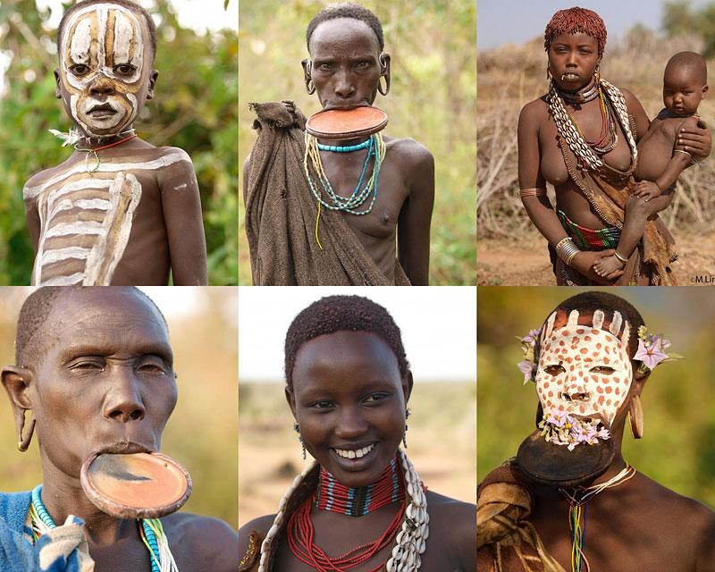 Африканские портреты Каждый народ мира имеет свои взгляды на жизнь