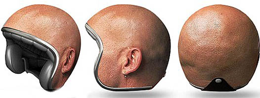 Шлемы для креативных голов