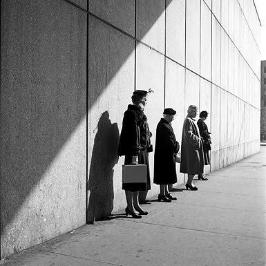 Невиданные фотографии Вивьен Майер