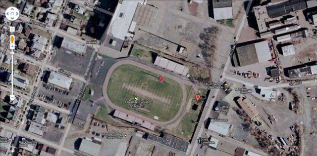 Страшная тайна стадиона в Пеннсильвании