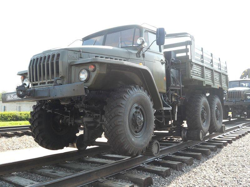 Железнодорожный Урал