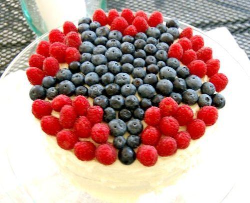 FoodPorn: Десерты с фруктами и ягодами