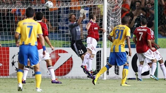 Лига Чемпионов 2011/12! Ответные матчи раунда плей-офф.