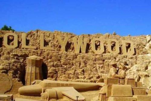 Невероятные песчаные скульптуры