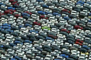 Количество автомобилей в мире перевалило за миллиард