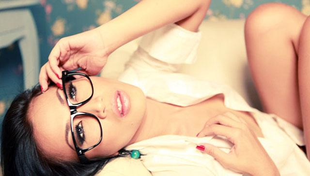 Красивые, сексуальные, очкастые