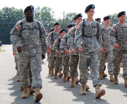 Служба в армии США. Рассказ одного человека