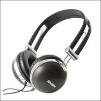 Деревянная серия SVEN: гарнитура HM 50 WD и наушники HP 50 WD - естественное качество звука!