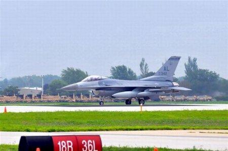 ��� �������� �������� F-16 �� ������ �����