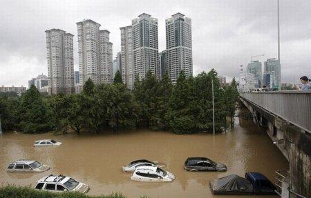 Дождики в Южной Корее