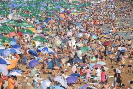 Пляжный отдых в Китае