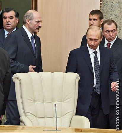 МИД Беларуси неофициально ответил Путину