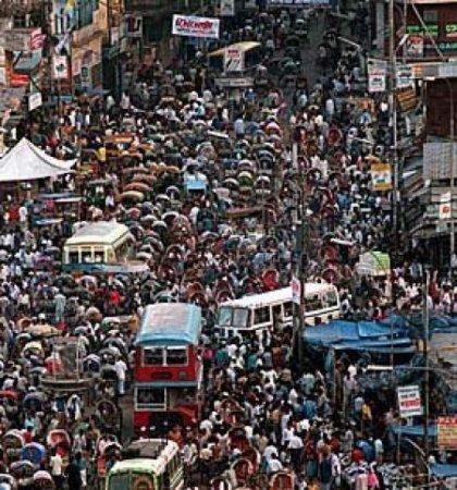 В этом году население Земли достигнет 7 миллиардов