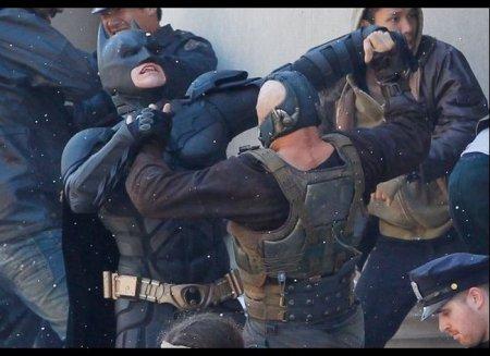 Первые кадры со съемок нового Бэтмена