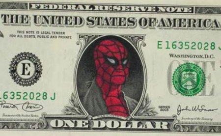 Издевательства над долларами