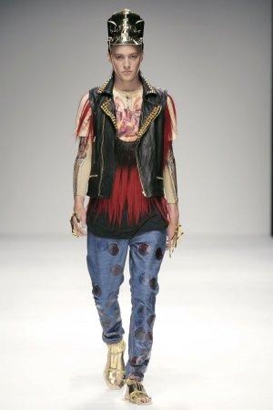 Модная мода от Katie Eary