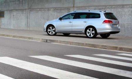 Бизнес-седан VW Passat (B7)