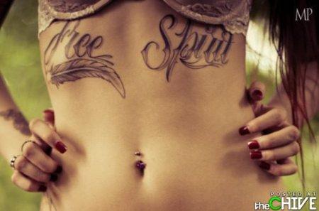 Татуированные и сексуальные