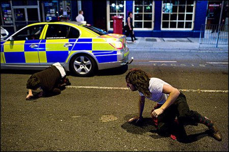 Saturday night in UK или как проводят выходные в Англии
