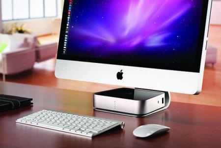 Винчестер Iomega Mac Companion Hard Drive - с функцией зарядки гаджетов Apple