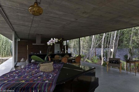 Casa La Semilla - хижина в Мексике