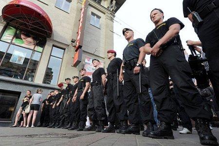 Исповедь милиционера: Спецназовцы зарабатывают 4 миллиона рублей
