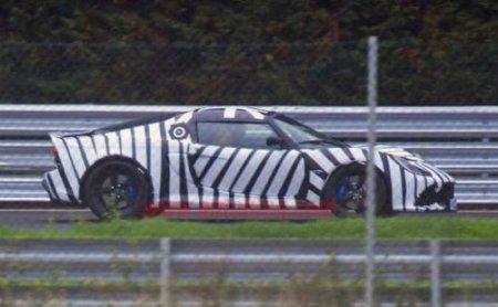 Lotus приступил к тестовым заездам нового Exige