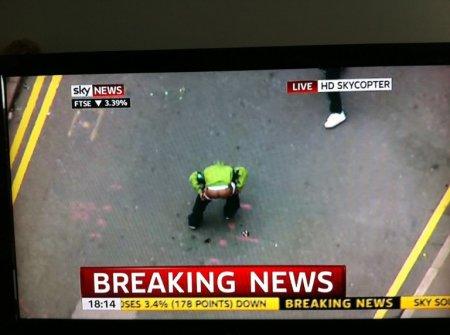 Срочные новости из Лондона