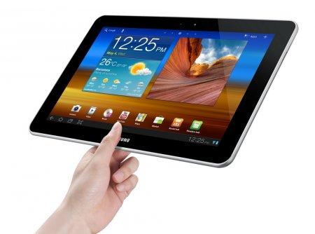 Планшет  Galaxy Tab 10.1 – скоро на белорусском рынке