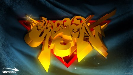 Wallpapers Full HD 3D Graffiti