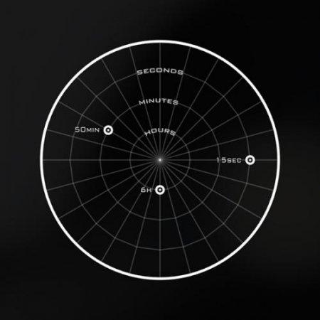 Часы-радар, как в фантастических фильмах. ФОТО