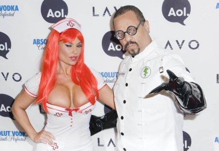 Ice-T и его медсестра-жена