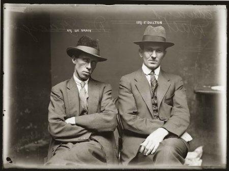 Cамые известные гангстеры 30 х годов.