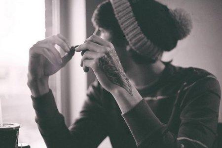 Татуированные красавчики для девушек