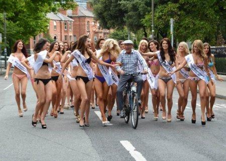 Участницы конкурса Мисс Ирландия 2011